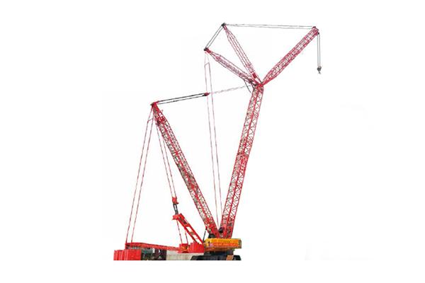 三一500噸履帶吊-履帶式起重機SCC5000A