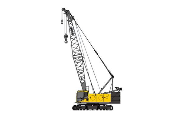 三一75吨履带吊——SCC750E履带起重机