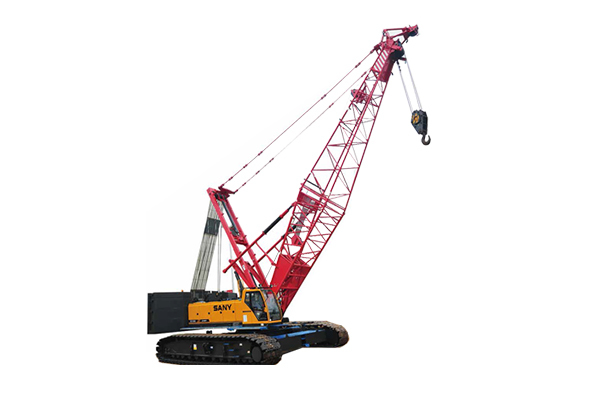 三一150吨履带吊——SCC1500D履带起重机