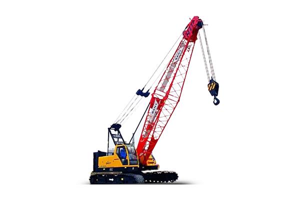 三一300噸履帶吊車——SCC8300履帶起重機